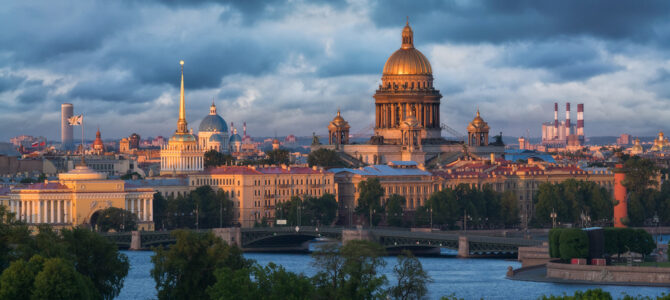 Семинар-путешествие «Мистический Петербург»!